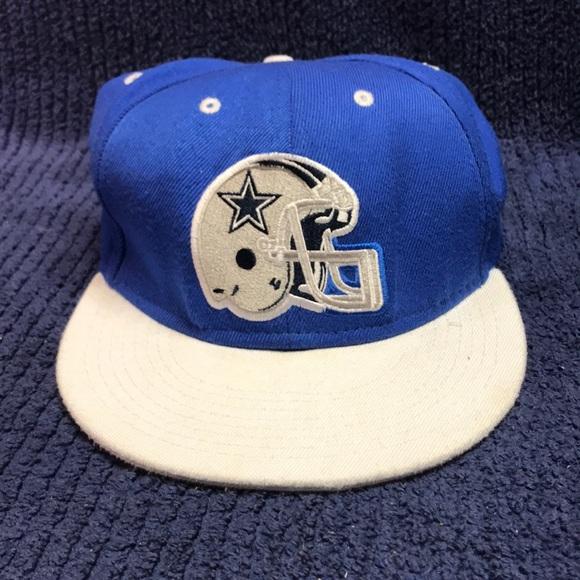 727619c028a Dallas Cowboys Mitchell   Ness vintage hat. M 5b24cd7e9fe48664345f34ca